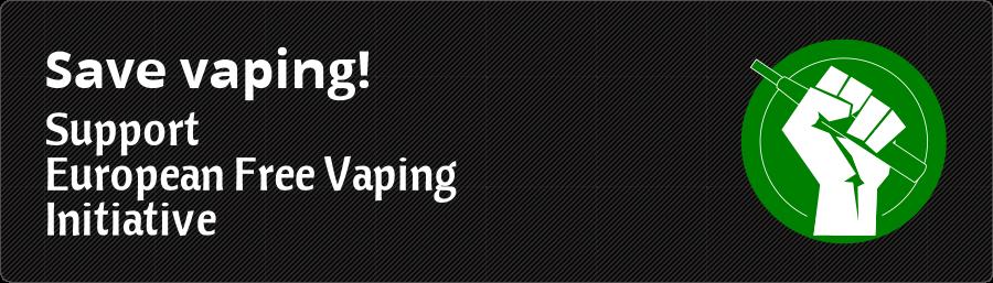 European Free Vaping Initiative