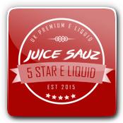 Juice Sauz E-Liquid Logo