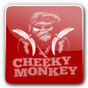 Cheeky Monkey E-Liquid Logo