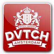 DVTCH Amsterdam E-Liquid Logo
