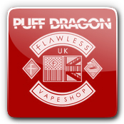 Puff Dragon E-Liquid Logo