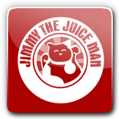 Jimmy The Juice Man E-Liquid Logo