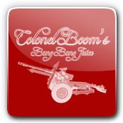 Colonel Booms E-Liquid Logo