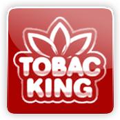 Tobac King E-Liquid Logo