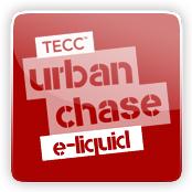 Urban Chase E-Liquid Logo