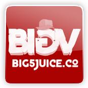 Big 5 Juice Co E-Liquid Logo