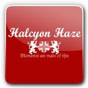 Halcyon Haze Logo