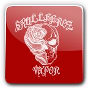 Skulleeroz Vapor Logo