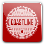 Coastline Vape Co. Logo