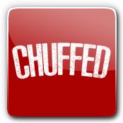 Chuffed E-Liquid Logo