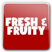 Fresh & Fruity E-Liquid Logo