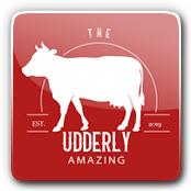 Udderly E-Liquid Logo