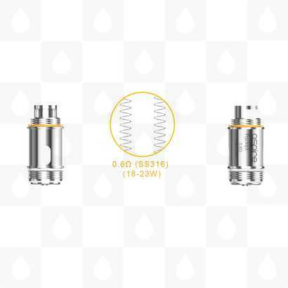 Pocket X AIO by Aspire - Coil System