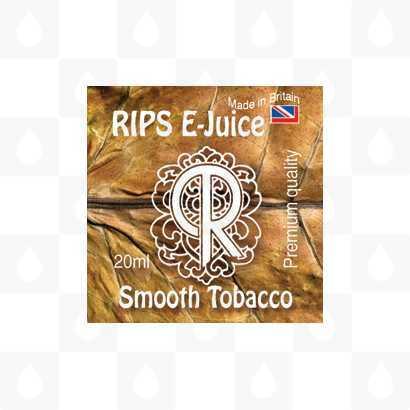 Rips Smooth Tobacco E-Juice Logo