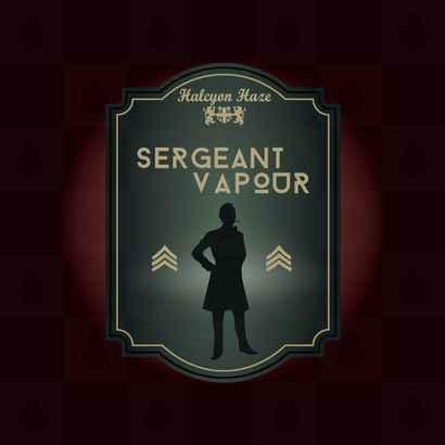 Sergeant Vapour by Halcyon Haze