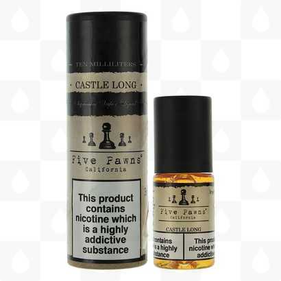 Castle Long by Five Pawns (Mixology Edition MMXIV) 10ML