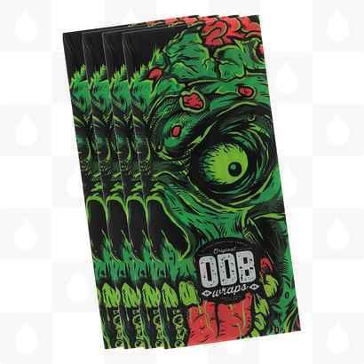 Zombie 18650 Battery Wraps by ODB Wraps