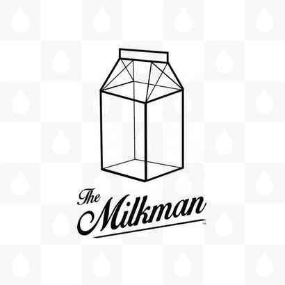 The Milkman Logo