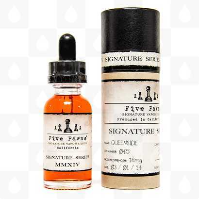 Queenside by Five Pawns (Signature Series MMXIV)