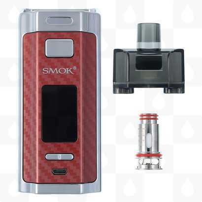 Smok RPM160 Kit Breakdown