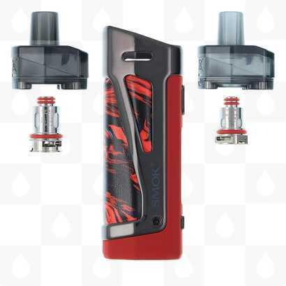 Smok Scar-P3 Kit Breakdown