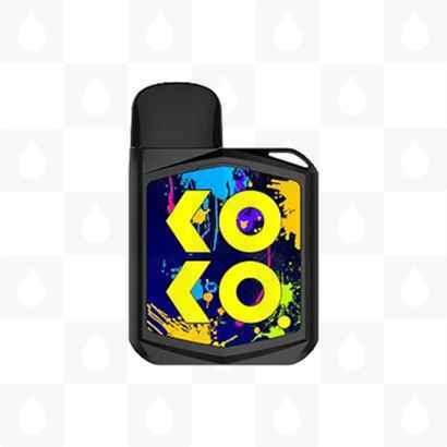 Uwell Caliburn Koko Prime Pod Kit Black