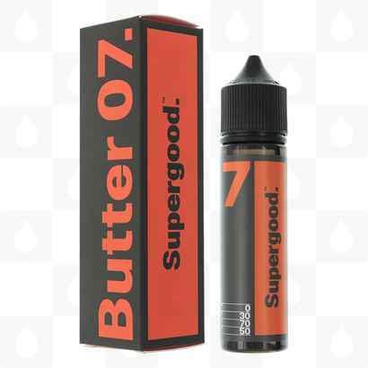 Butter 07 by Supergood E Liquid 50ml Short Fill