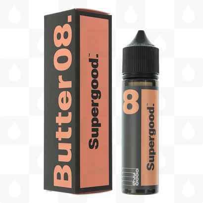 Butter 08 by Supergood E Liquid 50ml Short Fill