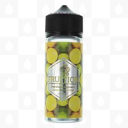 Dorshapo Lemon & Lima Dulce Lime by Fruition E Liquid 100ml Short Fill