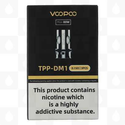 VooPoo TPP-DM1 Coils 0.15 Ohm (60-80W)