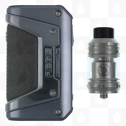 Geekvape L200 Aegis Legend 2 Kit Side View