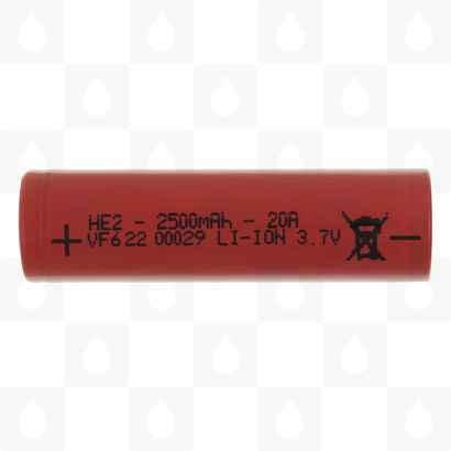 LG HE2 18650 Mod Battery