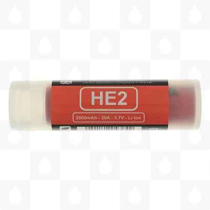 LG HE2 18650 Mod Battery Case