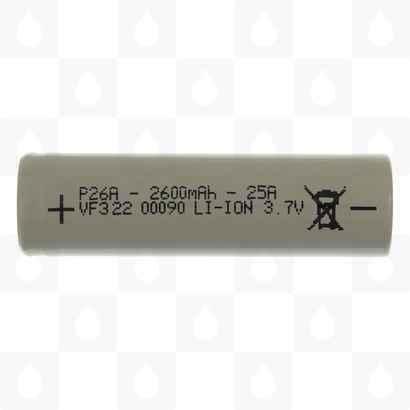 Molicel P26A 18650 Mod Battery