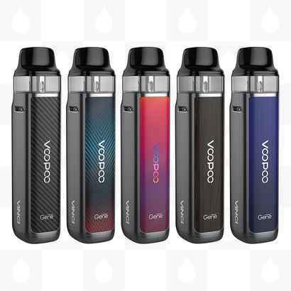 VooPoo Vinci X 2 Mod Pod All Colours