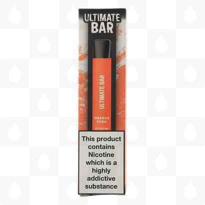 Orange Soda Ultimate Bar Disposable Vapes