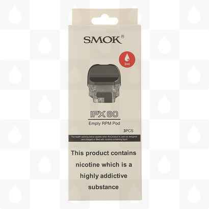 Smok IPX 80 Pods RPM Compatible