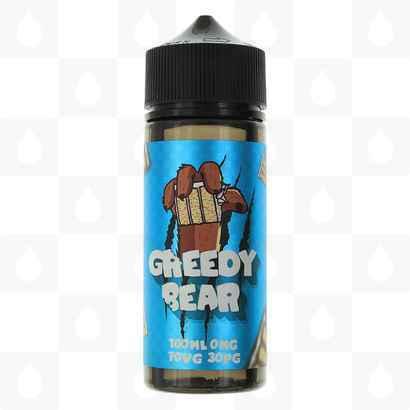 Birthday Cake by Greedy Bear Liquid 100ml Short Fill