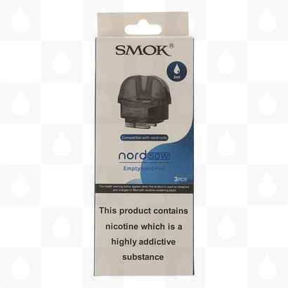 Smok Nord 50W Replacement Pods - Nord Coil Compatible